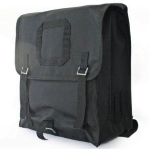 plecak kostka czarny